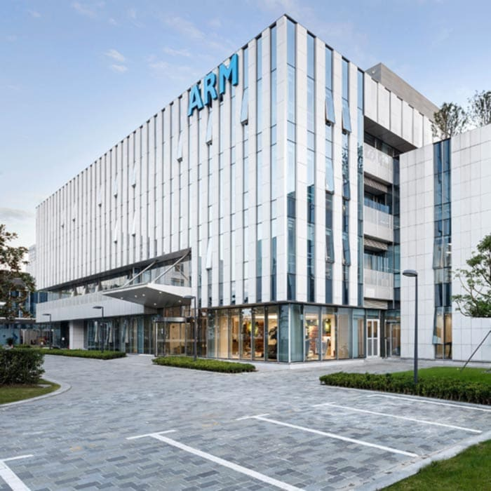 ARM - Shanghai office