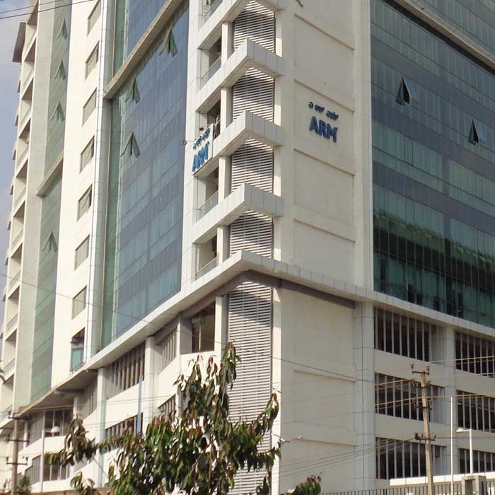 ARM Bangalore office