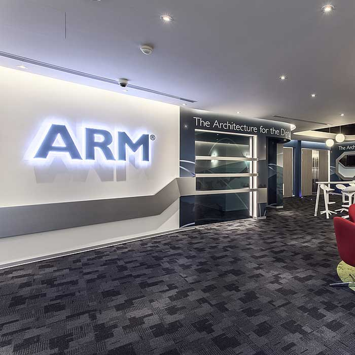 ARM Hsinchu office