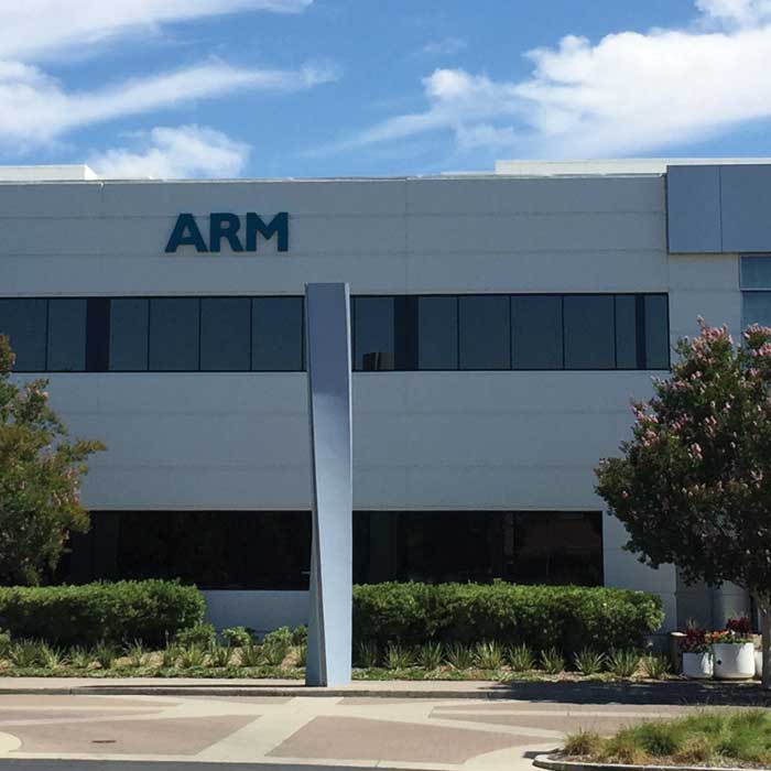 ARM San Jose office