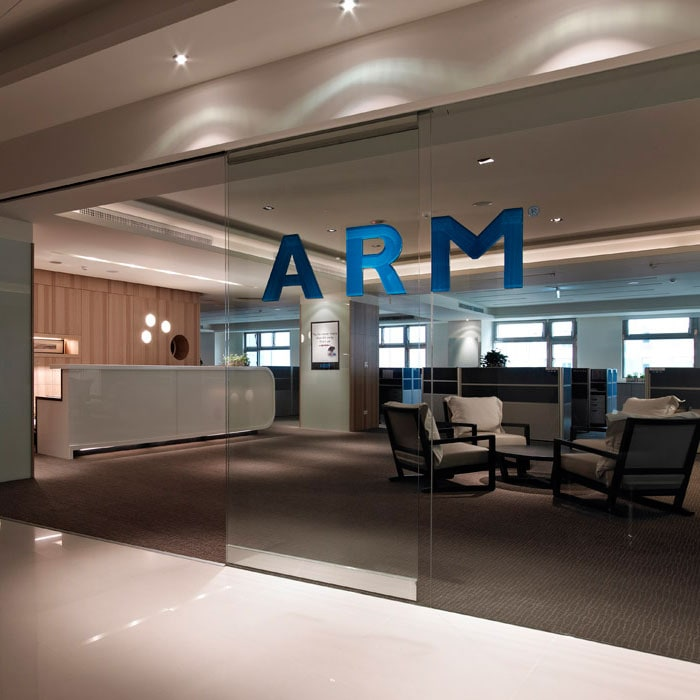 ARM Taipei office