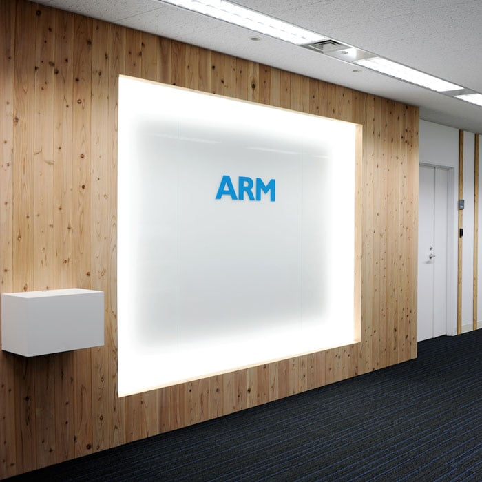 ARM Yokohama office