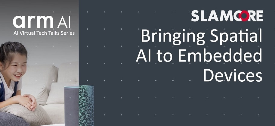Bringing Spatial AI to Embedded Devices