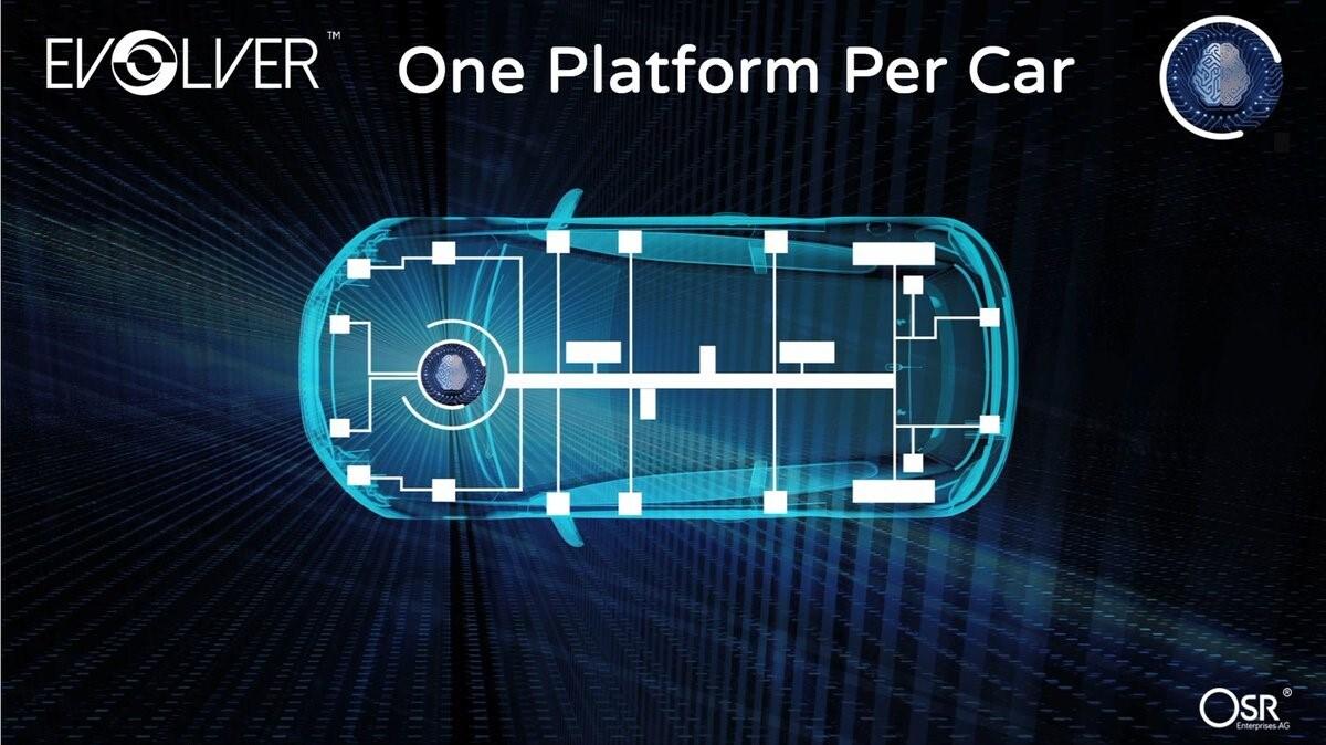 One Platform Per Car