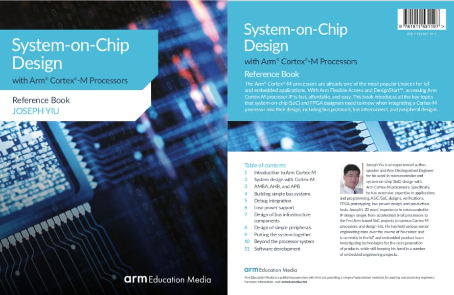System On Chip Design With Arm Cortex M Arm