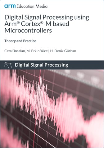 Digital Signal Processing Textbook – Arm