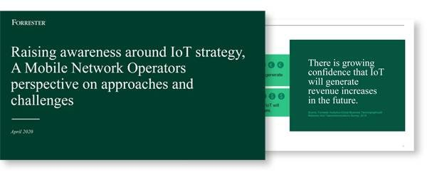 IoT strategy and MNOS perspective