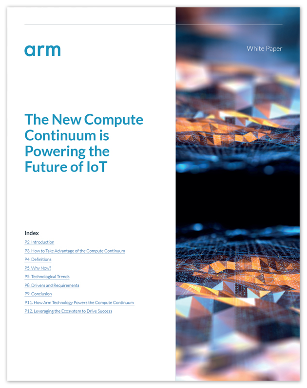 The New Compute Continuum is Powering the Future of IoT