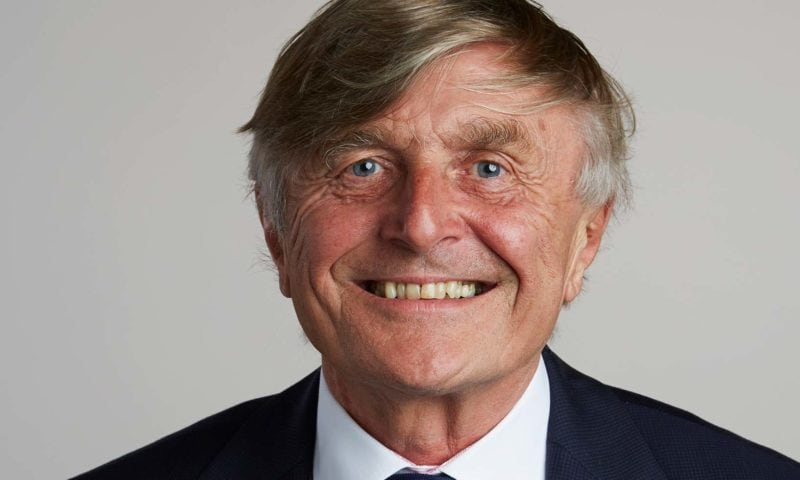 Sir Robin Saxby