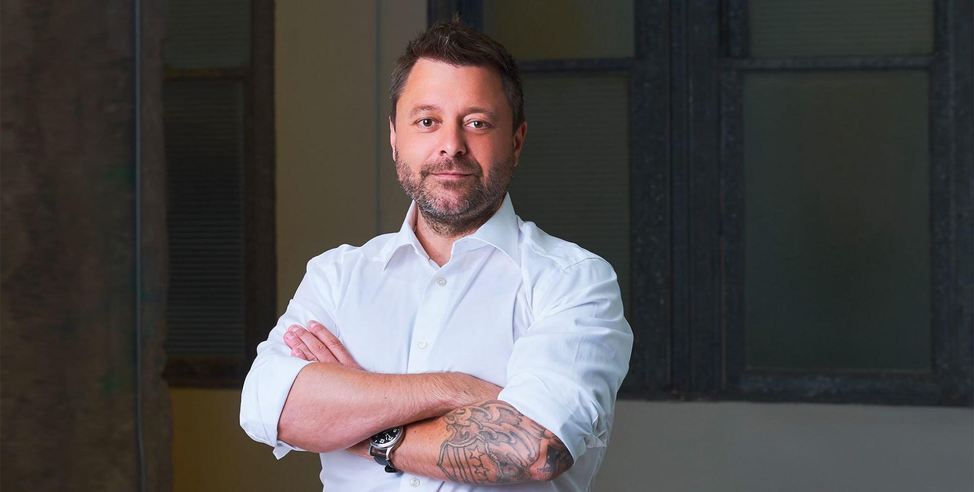 Eric Gundersen, CEO, Mapbox