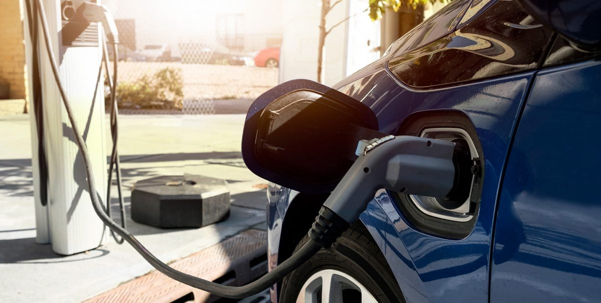 Electric car is future mobility