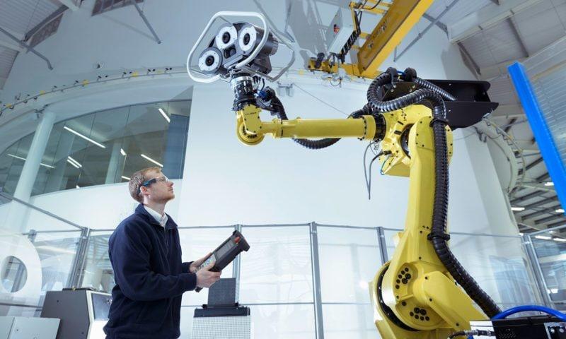 IoT Robotic Arm