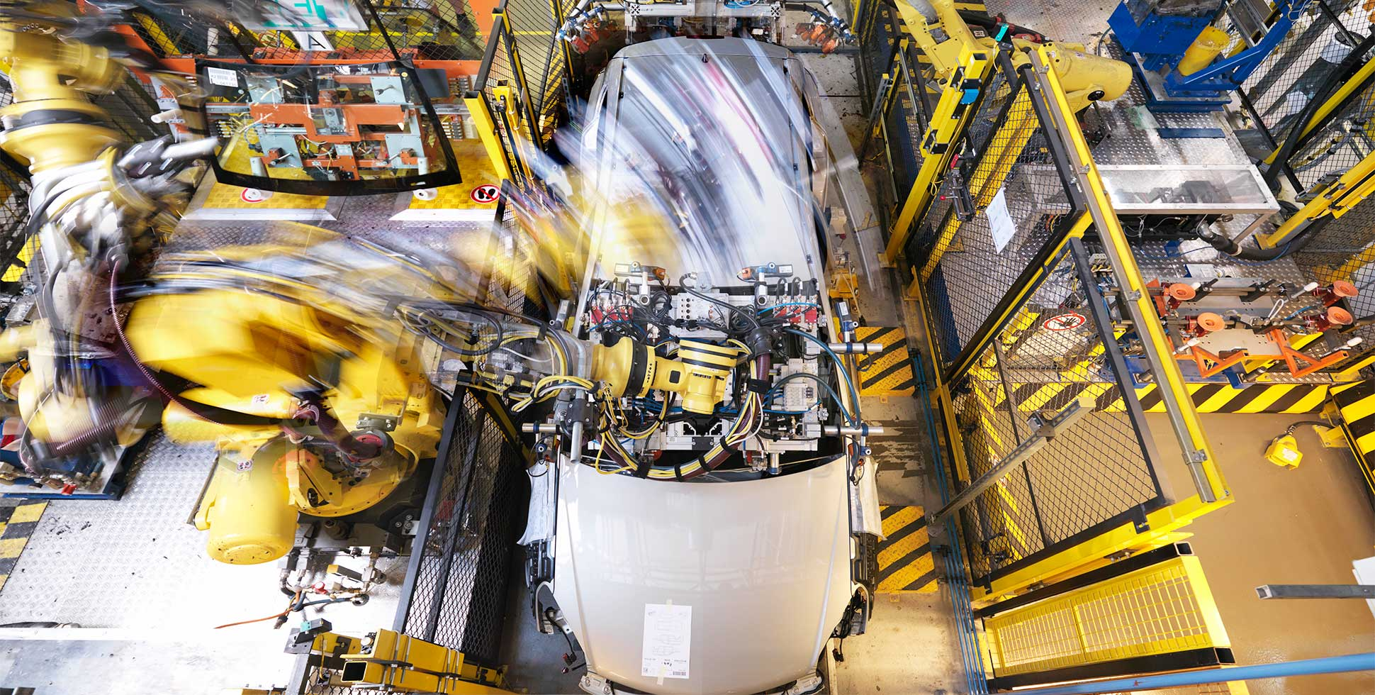 The 'Big Four' in Smart Manufacturing