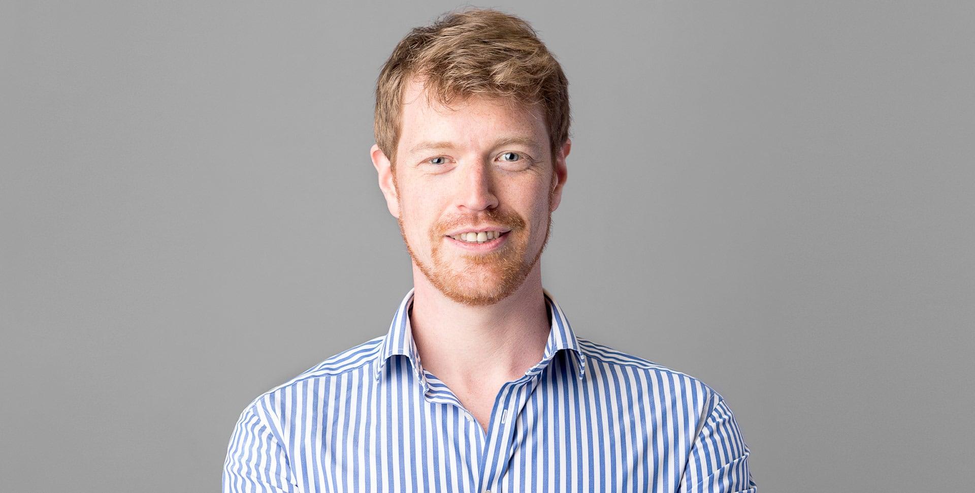Darran Milne, VividQ CEO