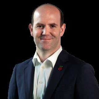 Eben Upton, CEO and Founder, Raspberry Pi Foundation