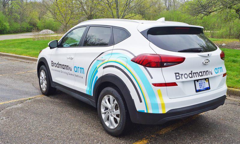Brodmann17 Demo Car