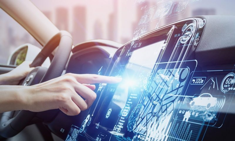 Software-Defined Vehicle